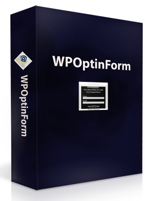 Product picture WPOptinForm Plugin for Wordpress with Master Resell Rights