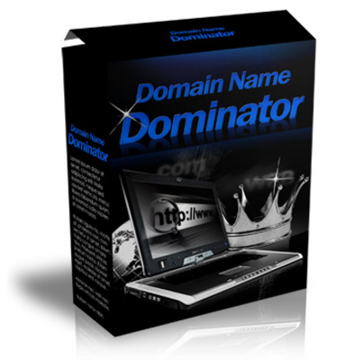 Product picture Domain Name Dominator Software with Master Resell Rights