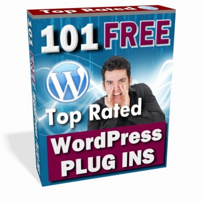 Product picture 101 Top Rated WordPress Plugins with MRR bonus