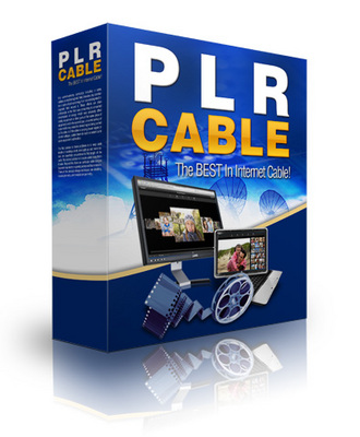 Product picture PLR Cable - world wide web Satellite TV unleashed 3.0 - MRR